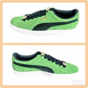 PUMA Suede BBoy Fabulous Low Top Sneakers Sz 9.5